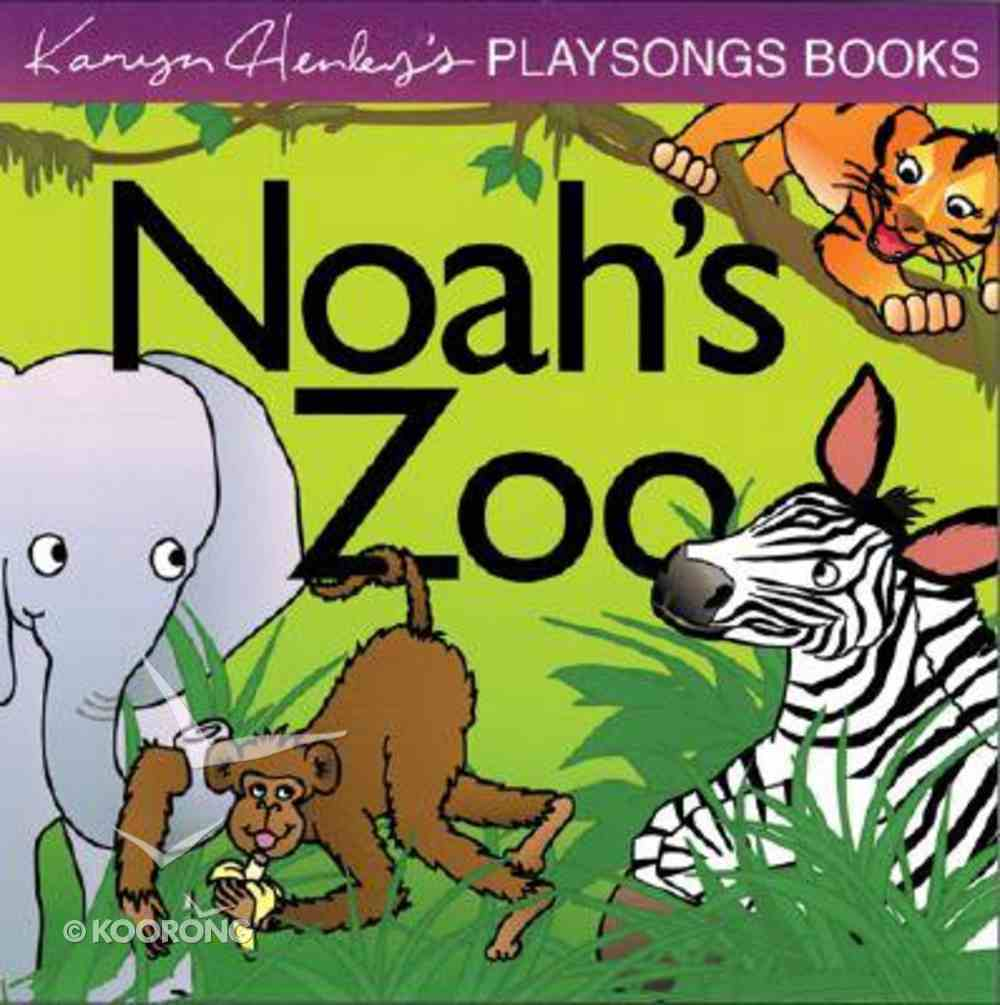 Playsongs: Noah's Zoo Paperback
