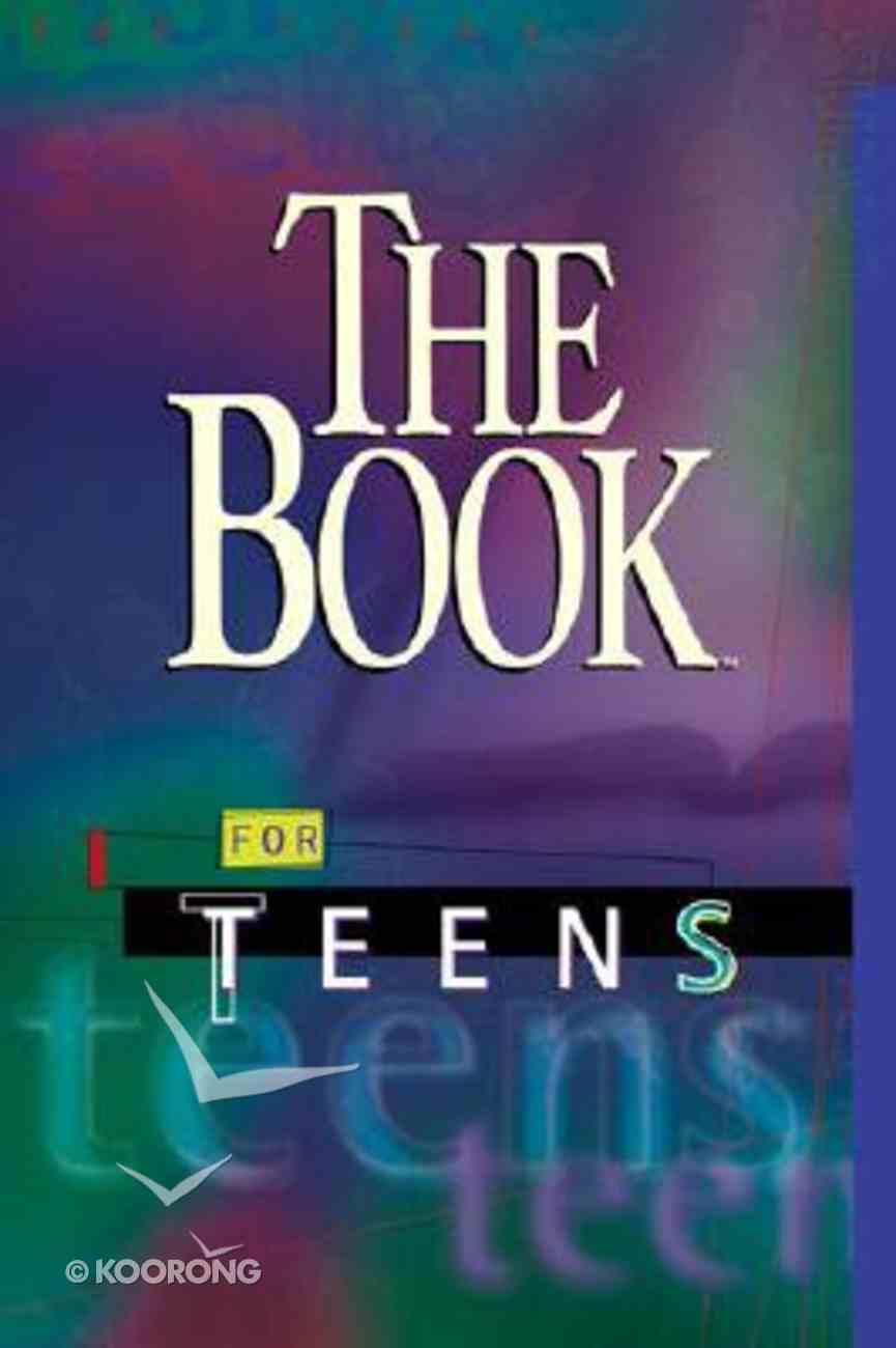 NLT the Book For Teens Hardback