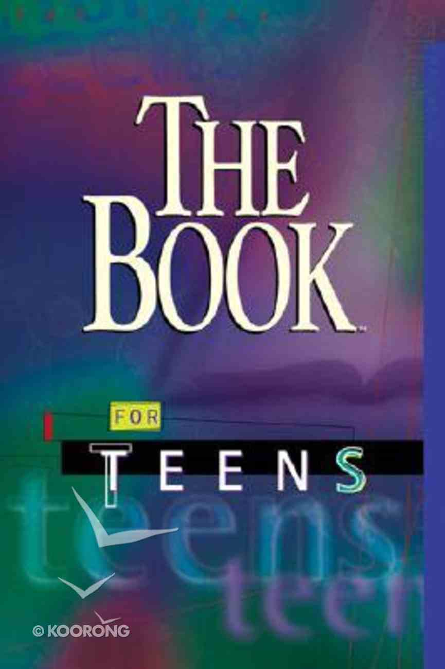 NLT the Book For Teens Paperback