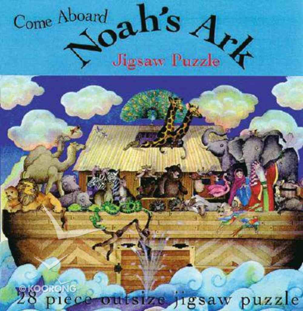 Floor Puzzle: Come Aboard Noah's Ark Game