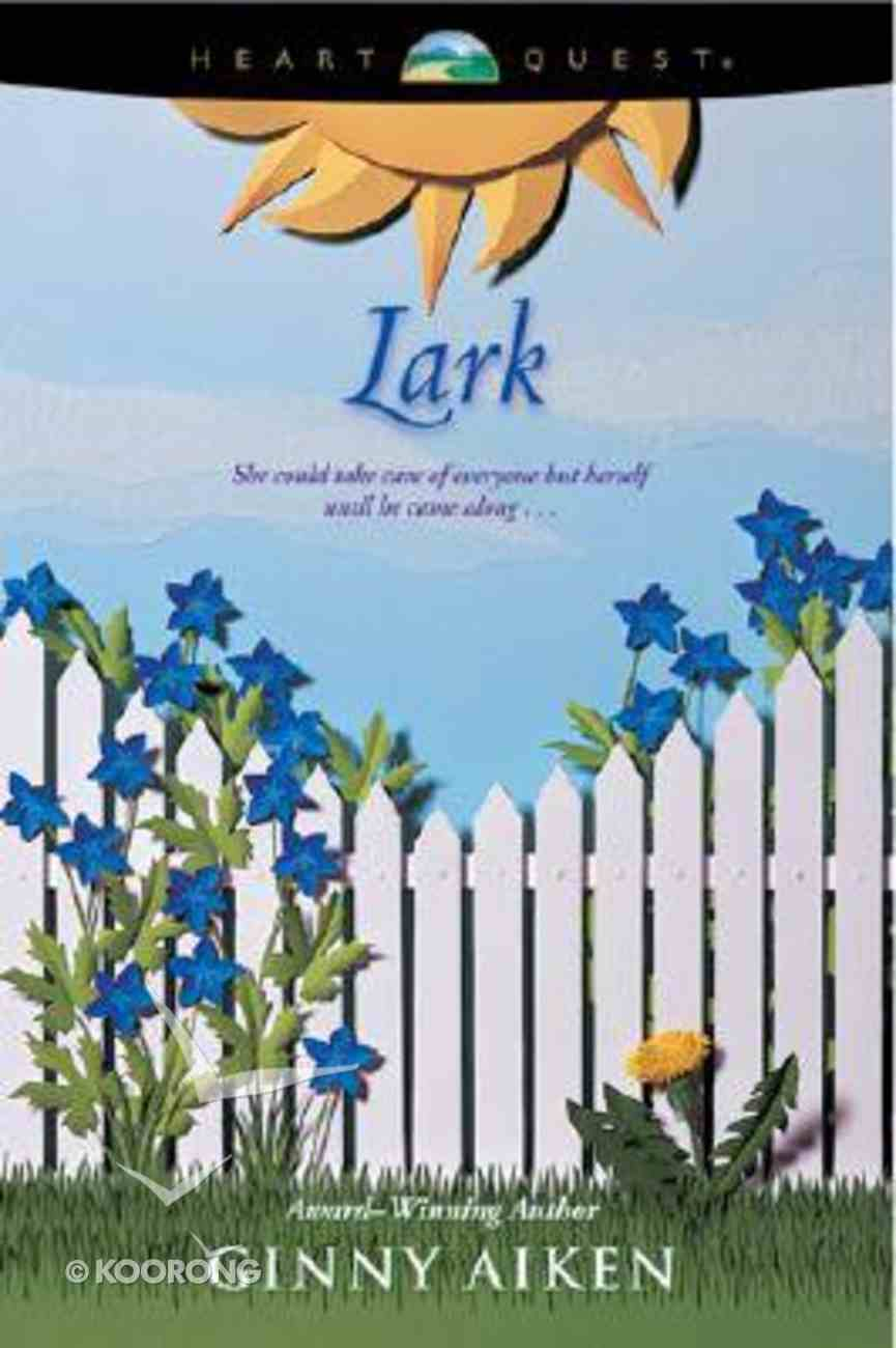 Lark (#02 in Bellamy's Blossoms Series) Paperback