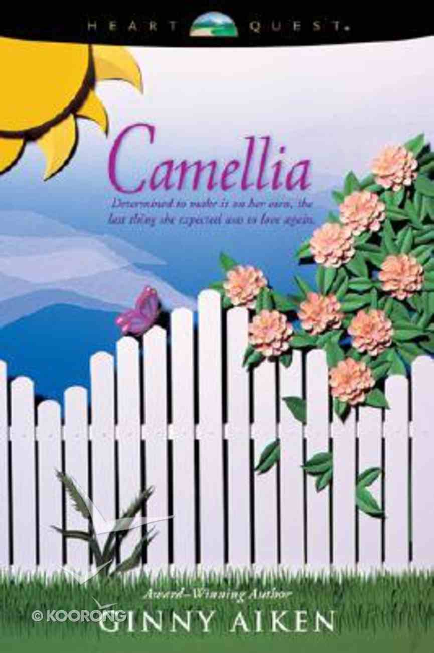 Camellia (#03 in Bellamy's Blossoms Series) Paperback