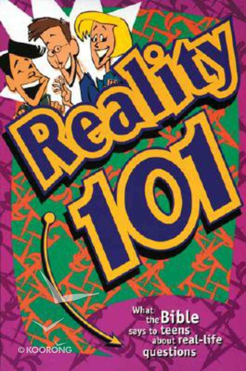 Reality 101 Paperback