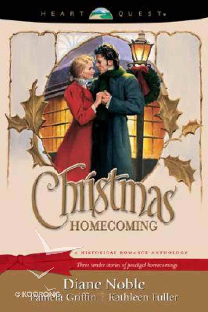 Christmas Homecoming Paperback