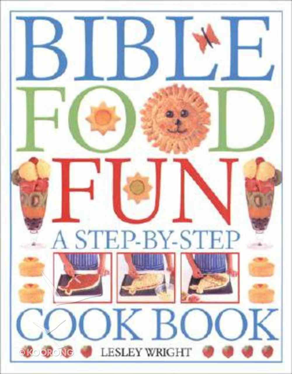 Bible Food Fun Hardback