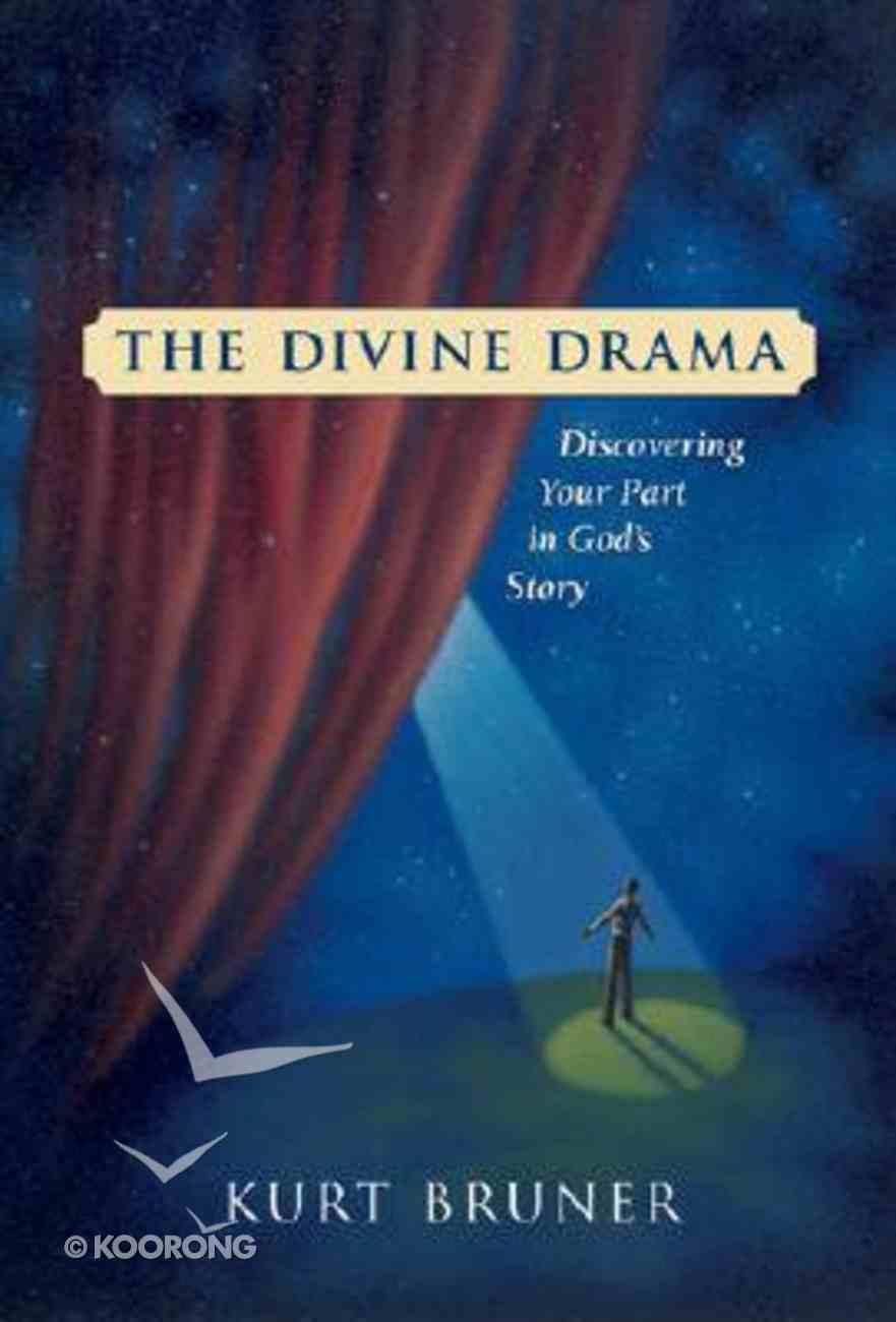 The Divine Drama Hardback