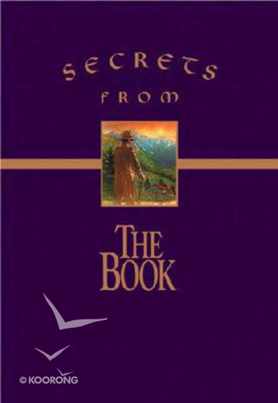 Secrets From the Book Hardback