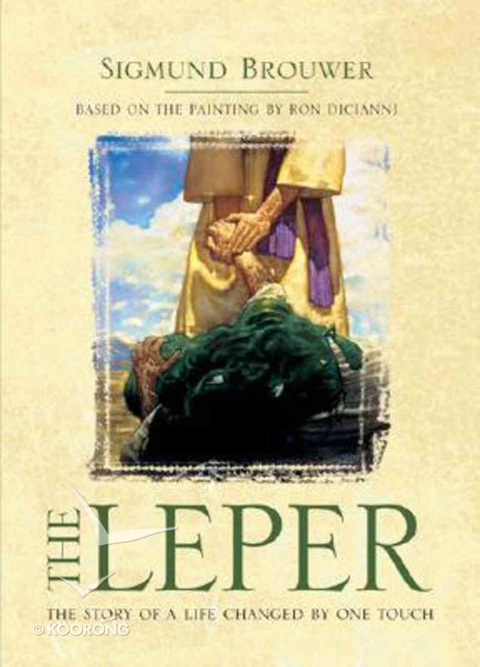 The Leper Hardback
