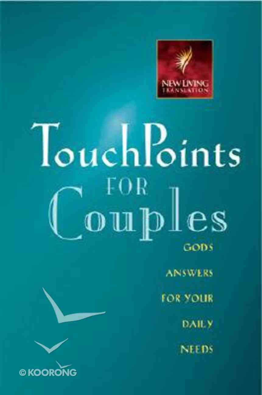 Touchpoints For Couples Paperback