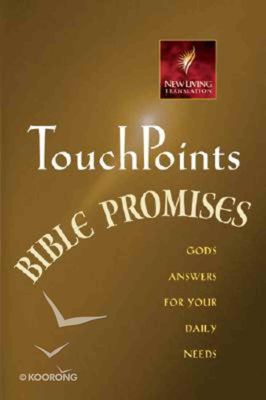 Touchpoints Bible Promises Paperback