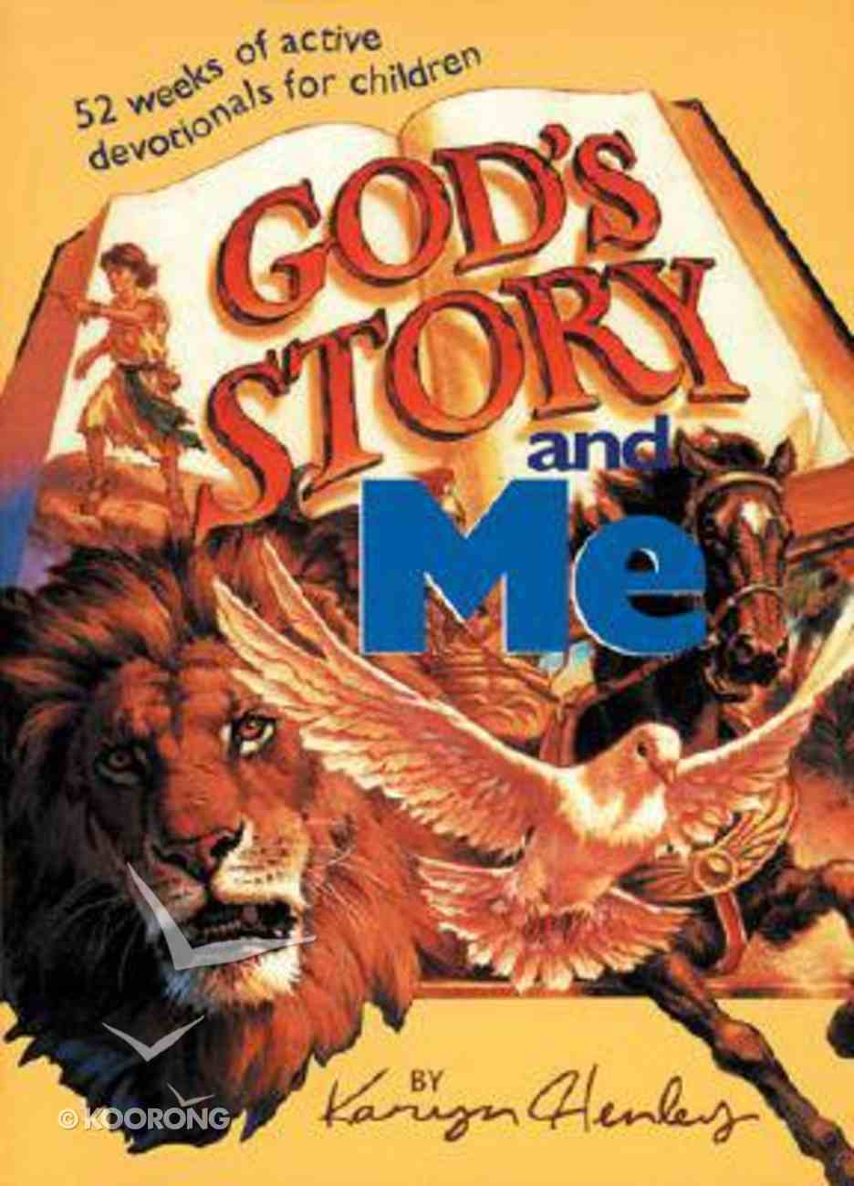 God's Story and Me Paperback