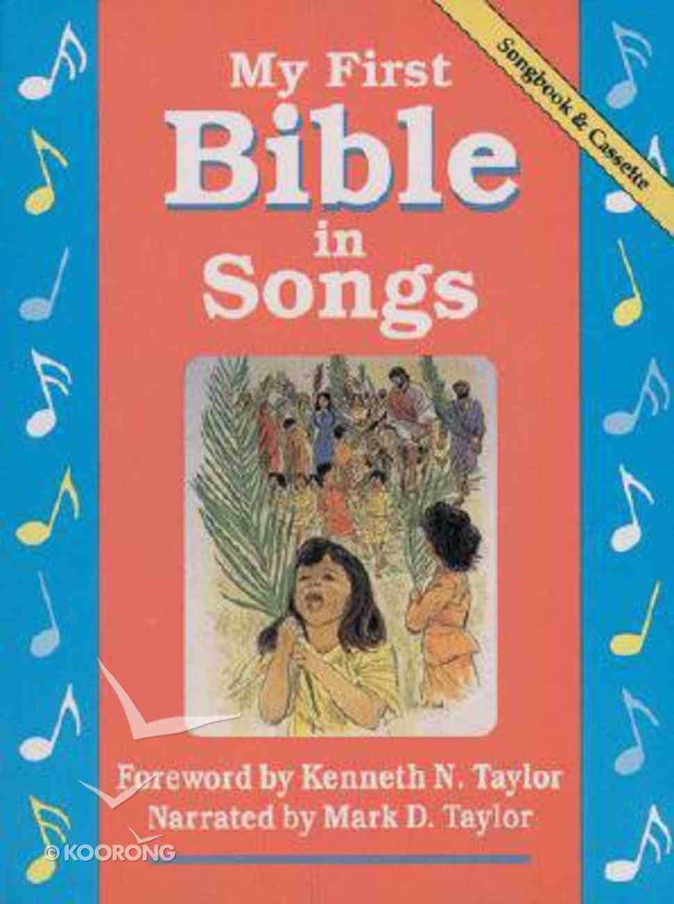 My First Bible in Songs Pack