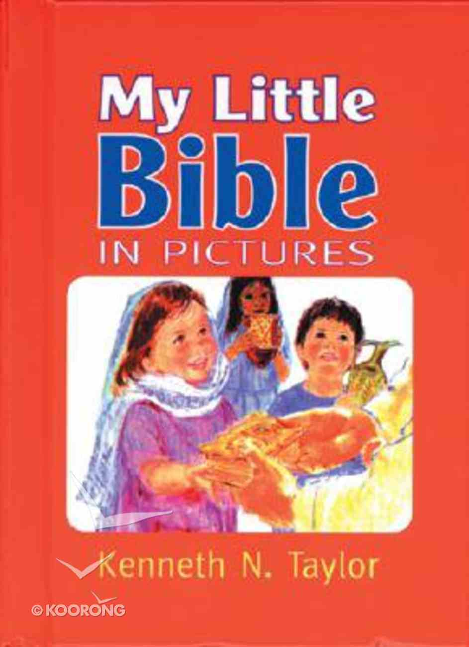 My Little Bible in Pictures Hardback
