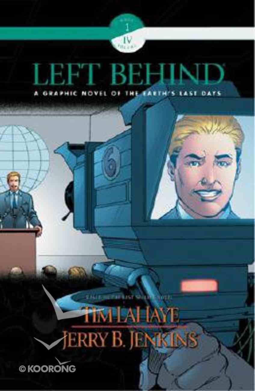 Left Behind Graphic Novel #04 Paperback