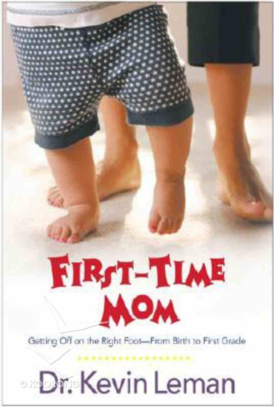 First-Time Mom Paperback