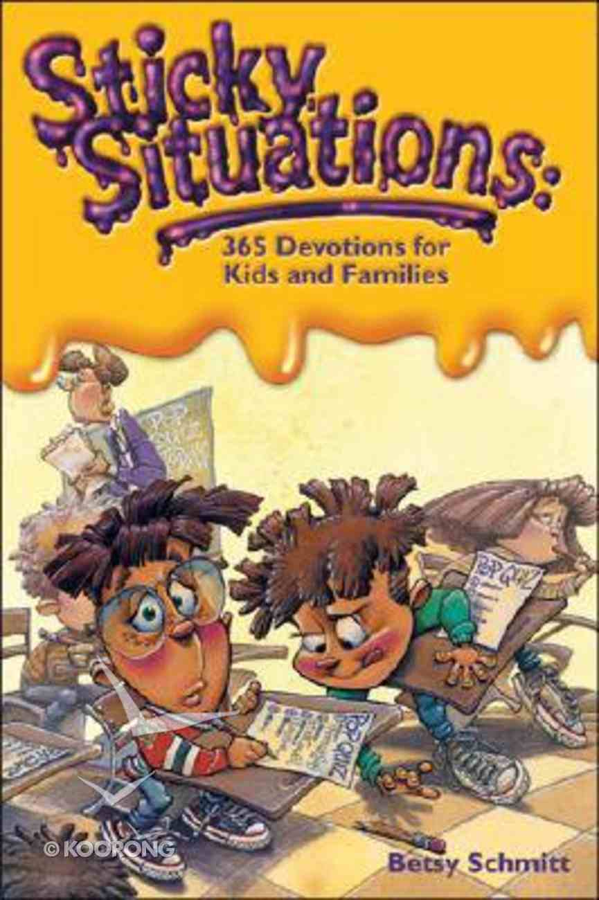 Sticky Situations #01 Paperback