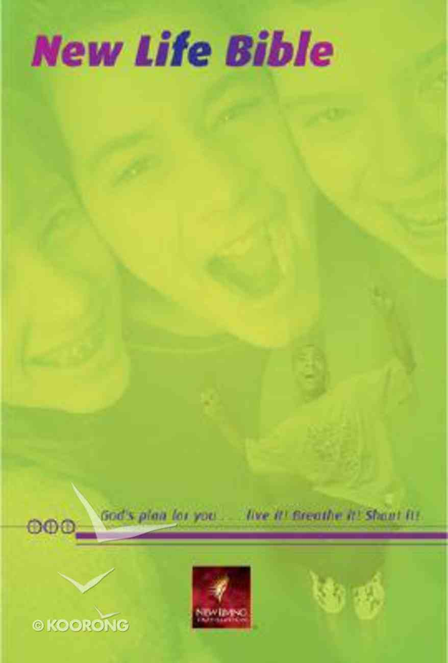 NLT New Life Bible Paperback