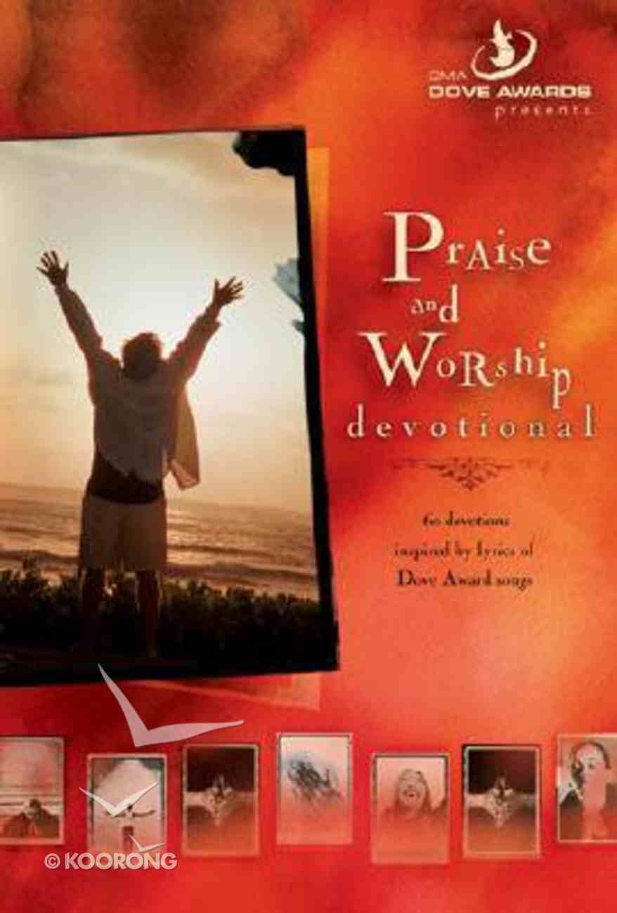 Praise & Worship Devotional Paperback