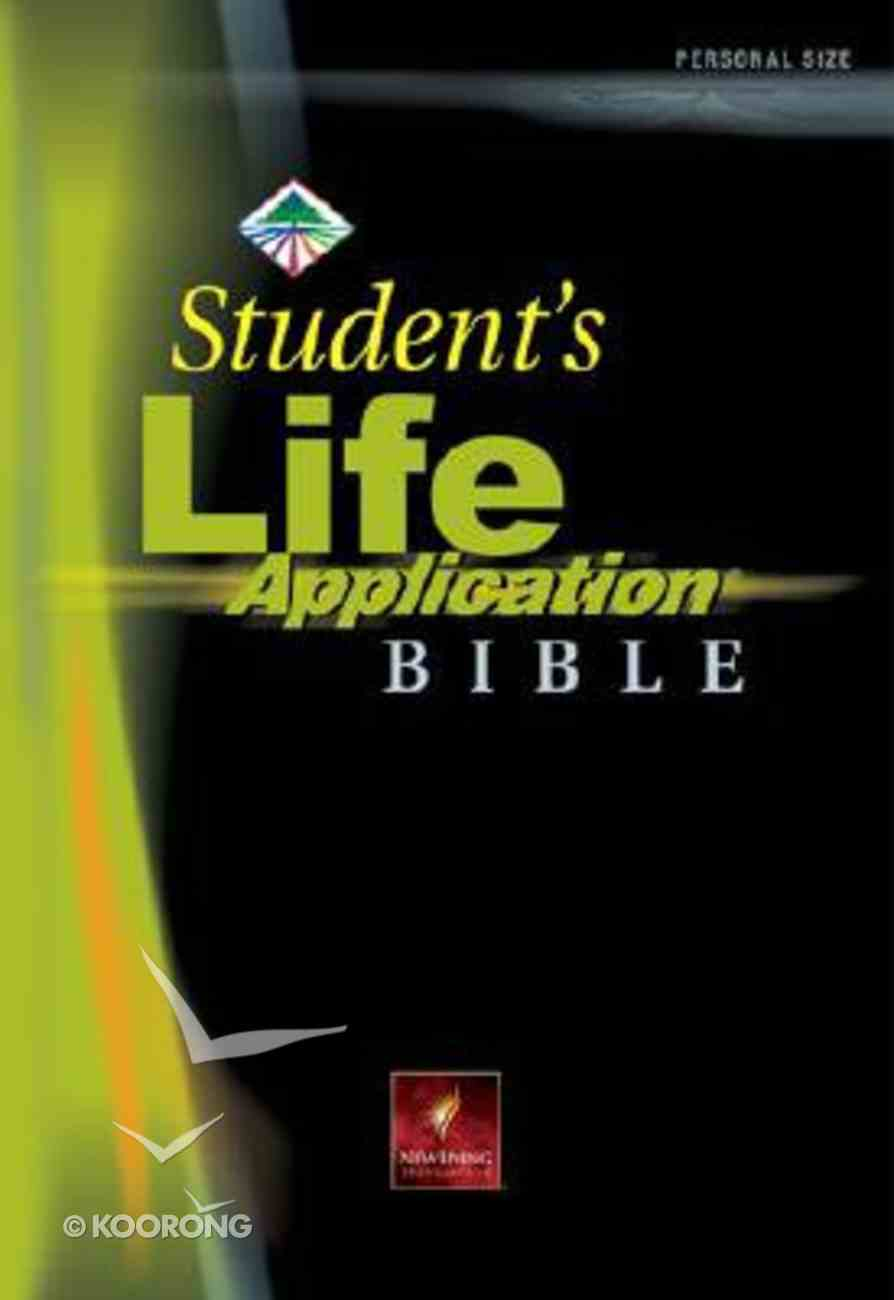 NLT Student's Life Application (Personal Size) Paperback