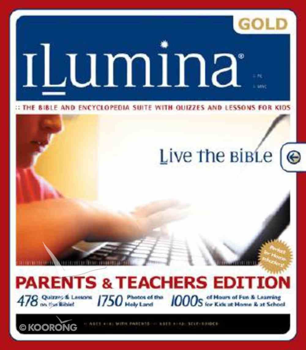 Ilumina Parents and Teachers Edition Win CDROM CD-rom