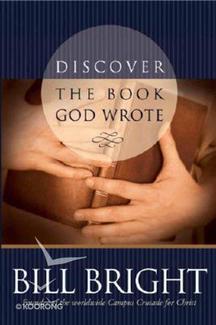 Discover the Book God Wrote Paperback