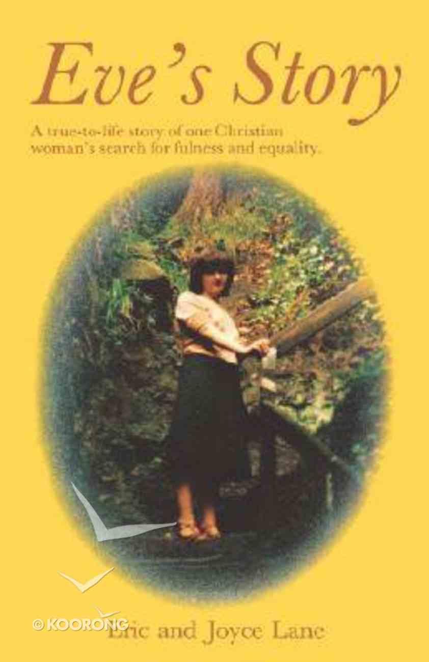 Eve's Story Paperback