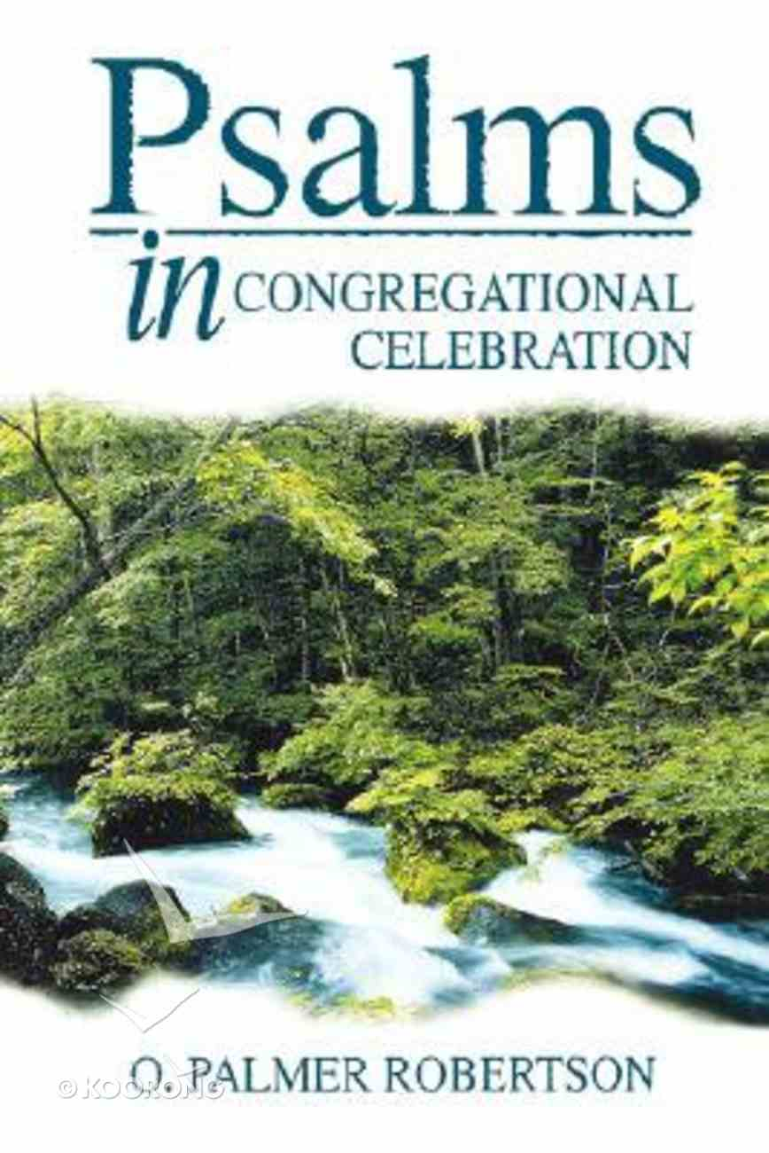 Psalms in Congregational Celebration Paperback
