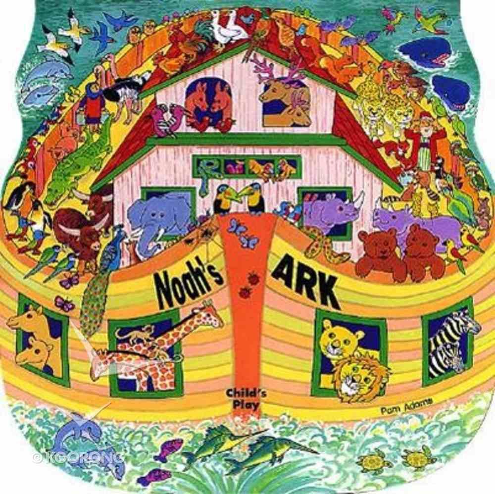 Noah's Ark Giant Board Book Board Book