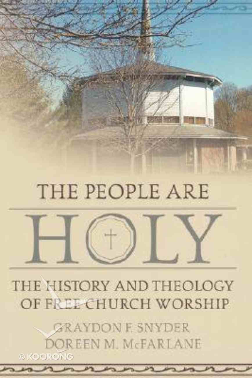 People Are Holy Paperback