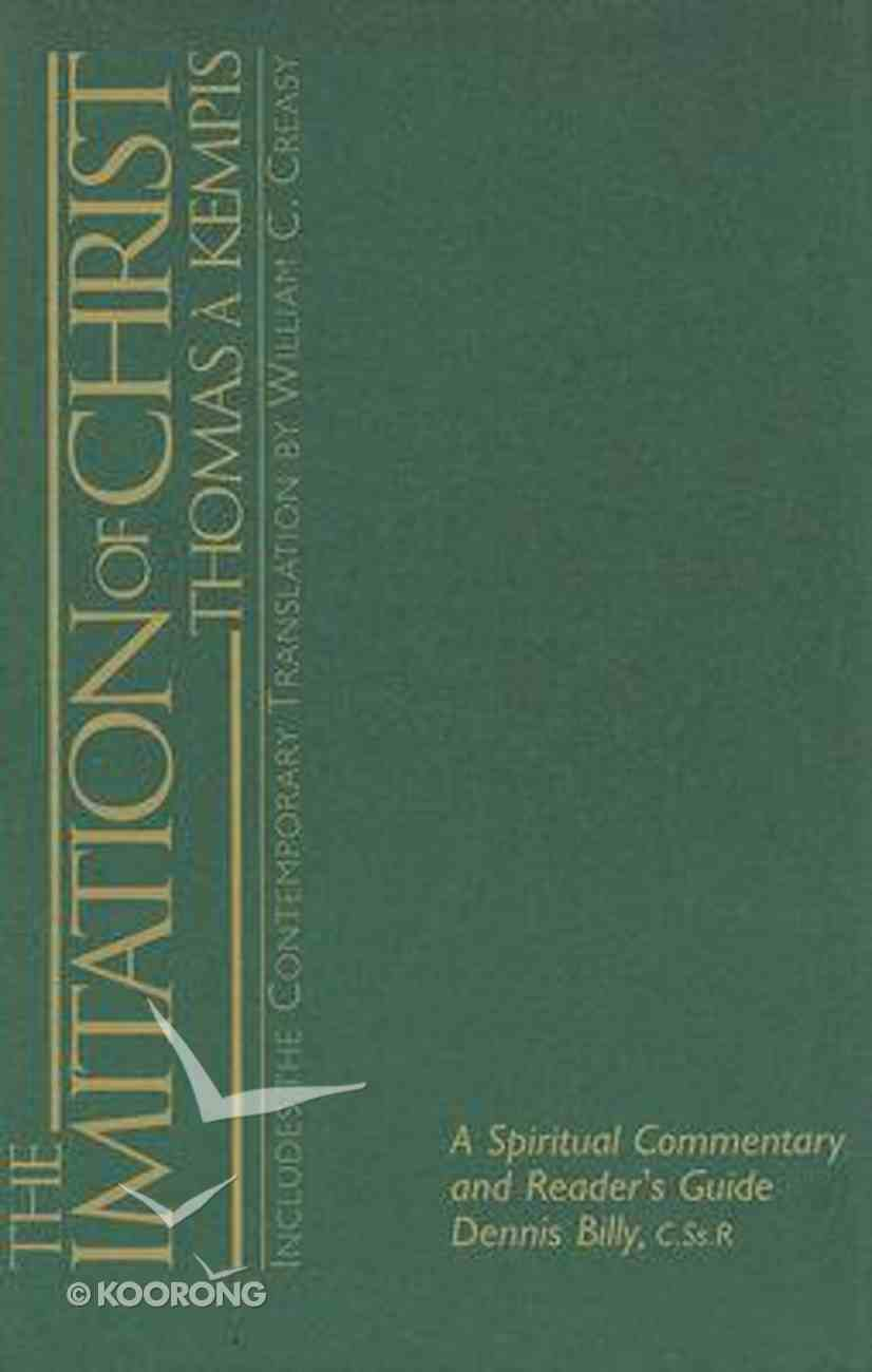 The Imitation of Christ Paperback