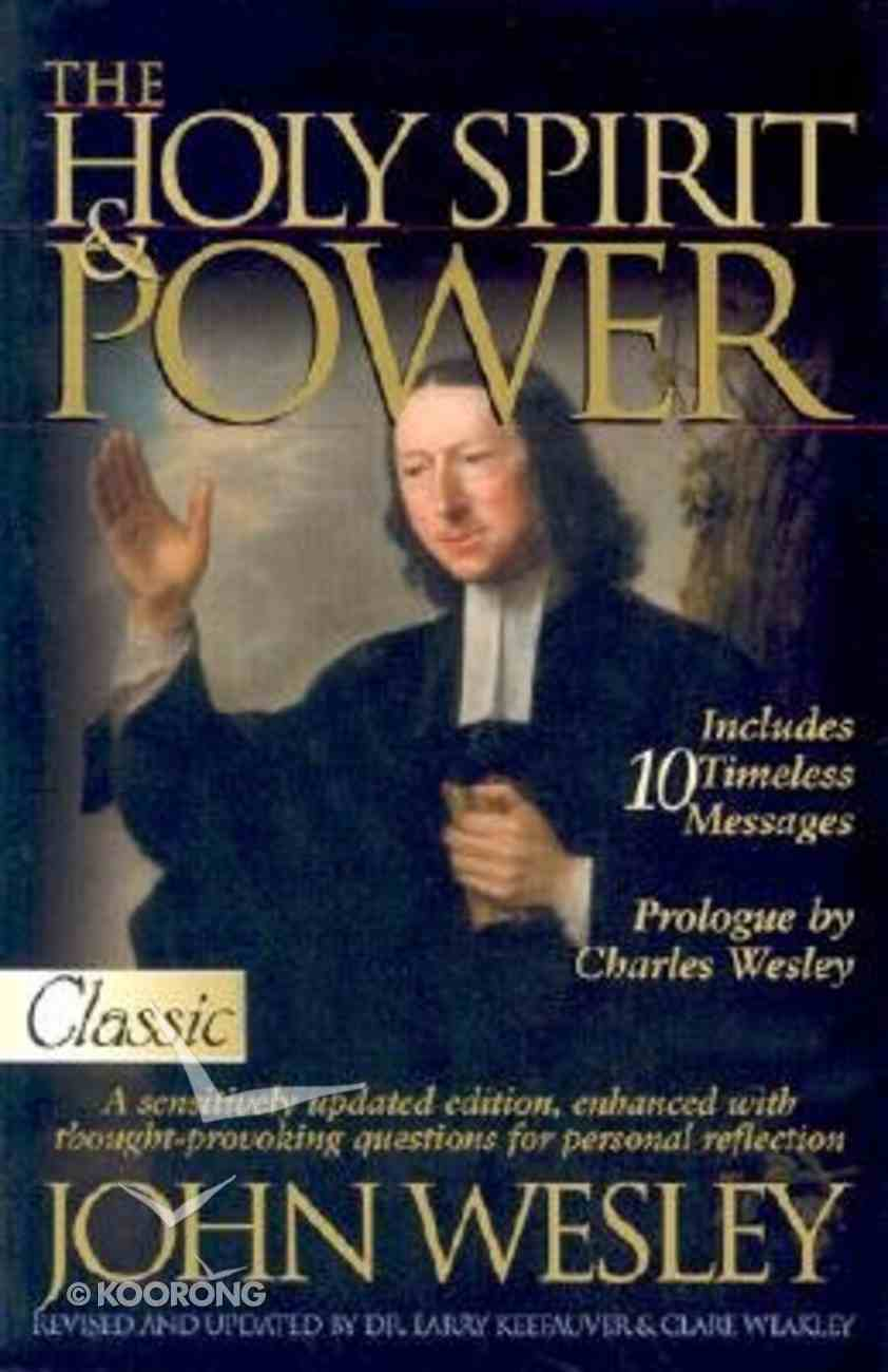 The Holy Spirit and Power (Pure Gold Classics Series) Paperback