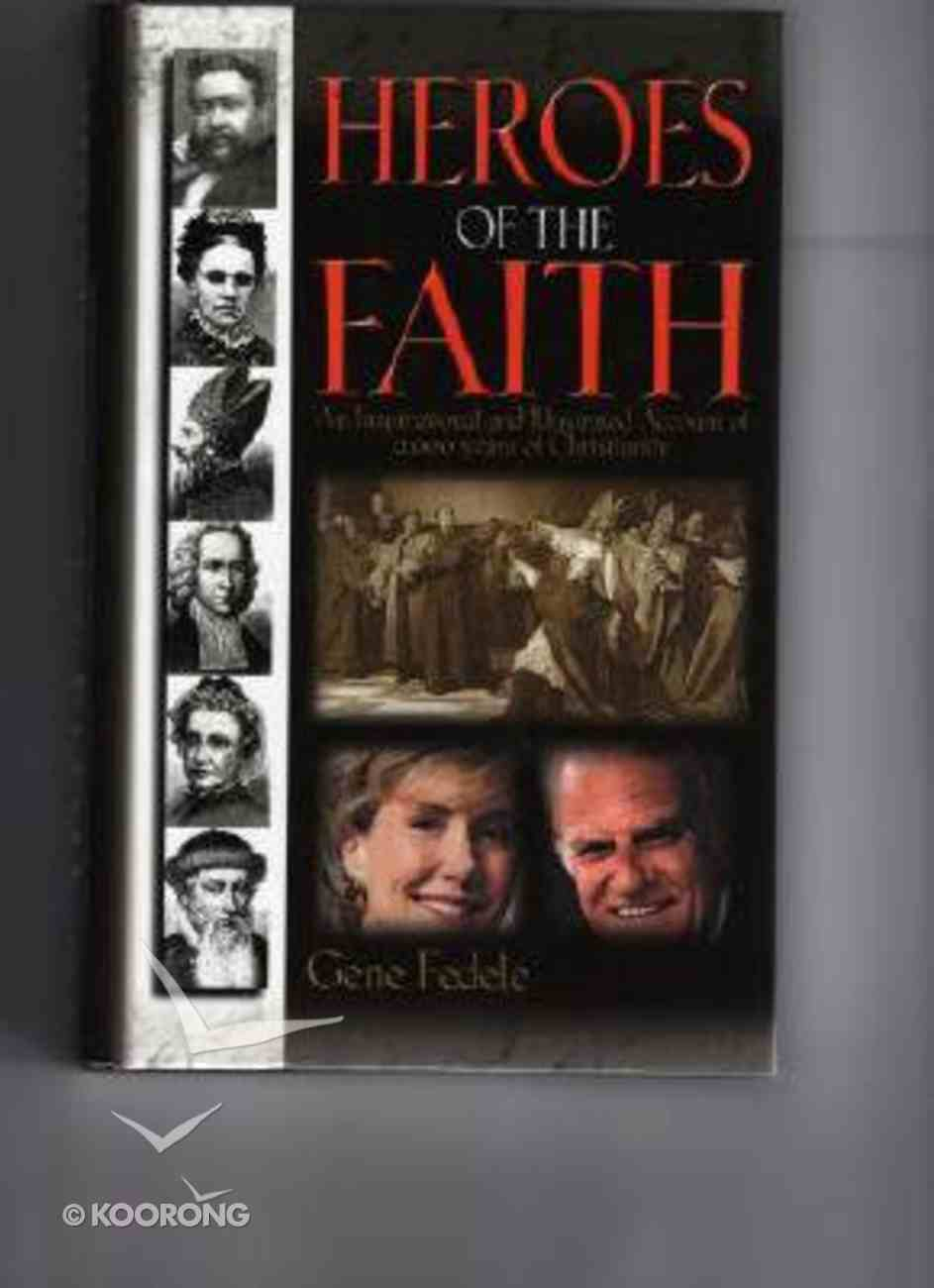 Heroes of the Faith Hardback