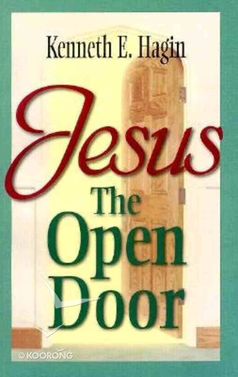 Jesus, the Open Door Paperback
