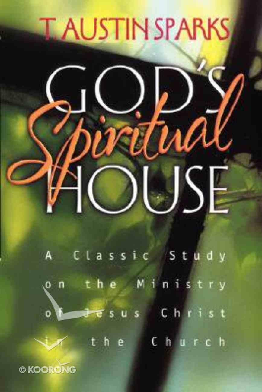 God's Spiritual House Paperback