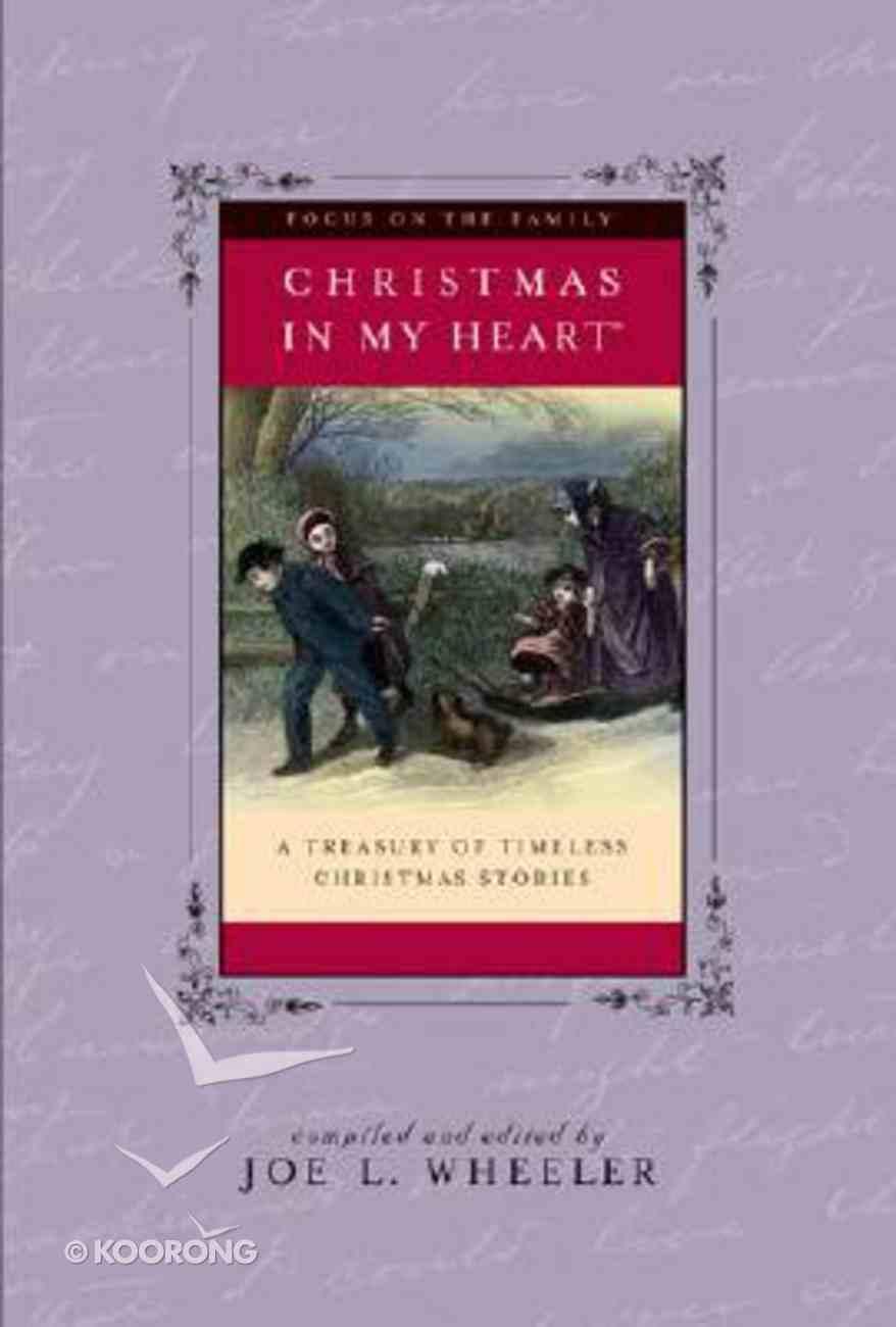 Christmas in My Heart #15 Hardback