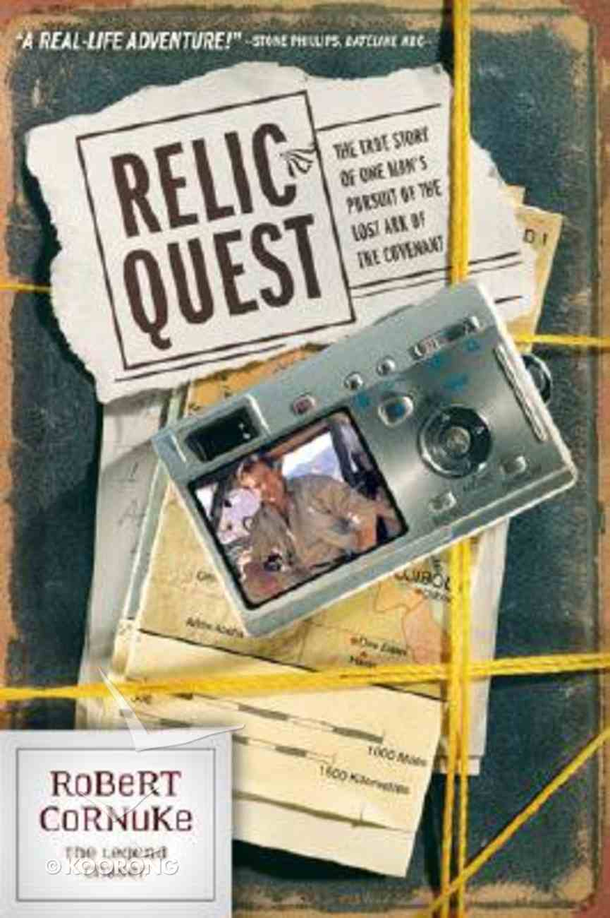 Relic Quest (#01 in Legend Chaser Series) Paperback