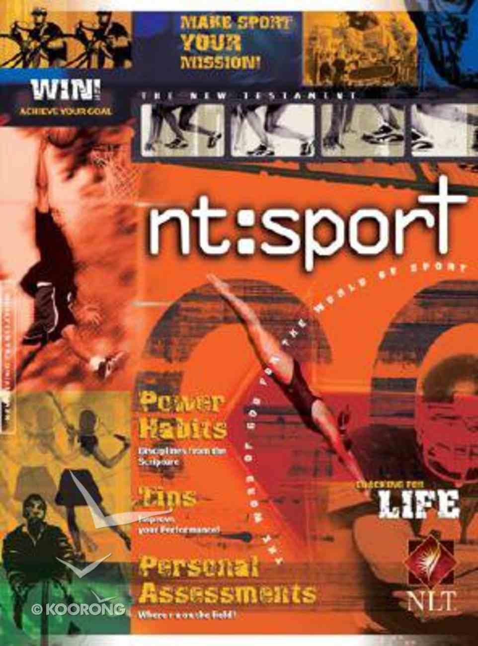 NLT: New Testament Sport (Nt:sport) Paperback