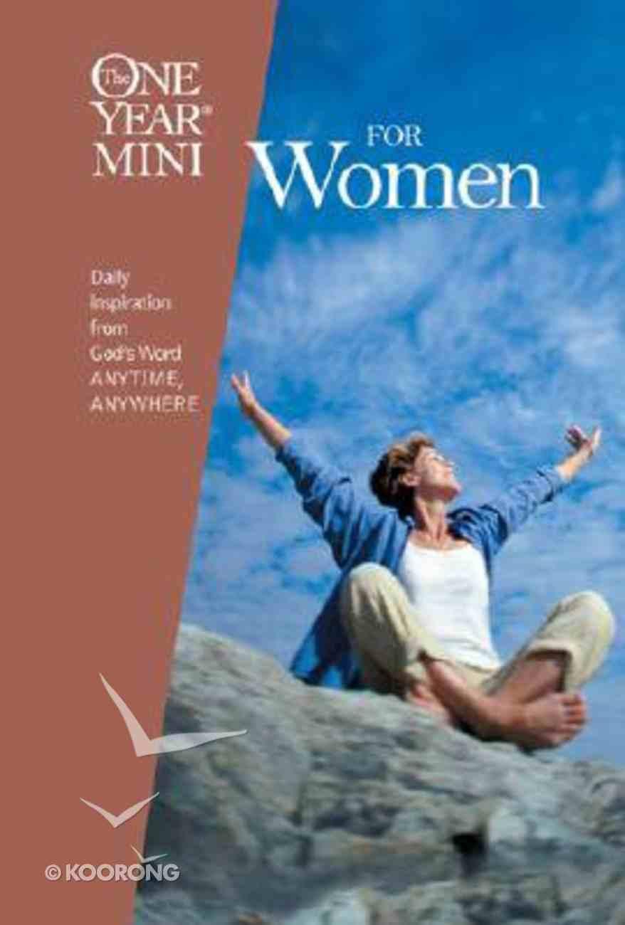 Mini For Women (One Year Series) Hardback