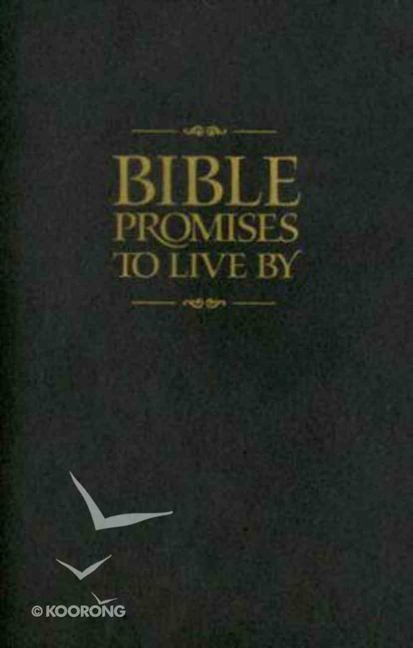 Bible Promises to Live By Paperback