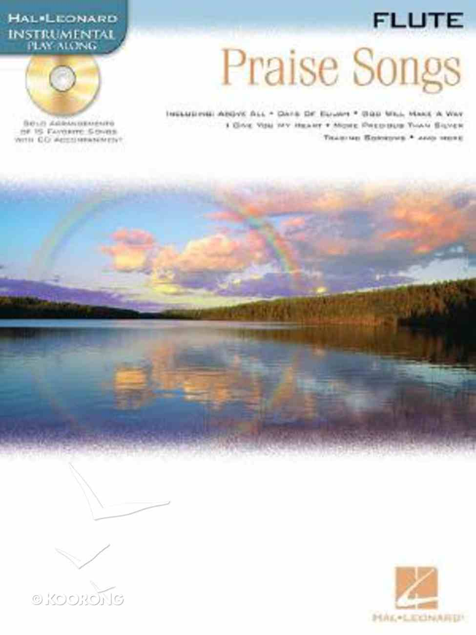 Praise Songs: Instrumental Play-Along Pack For Flute Paperback