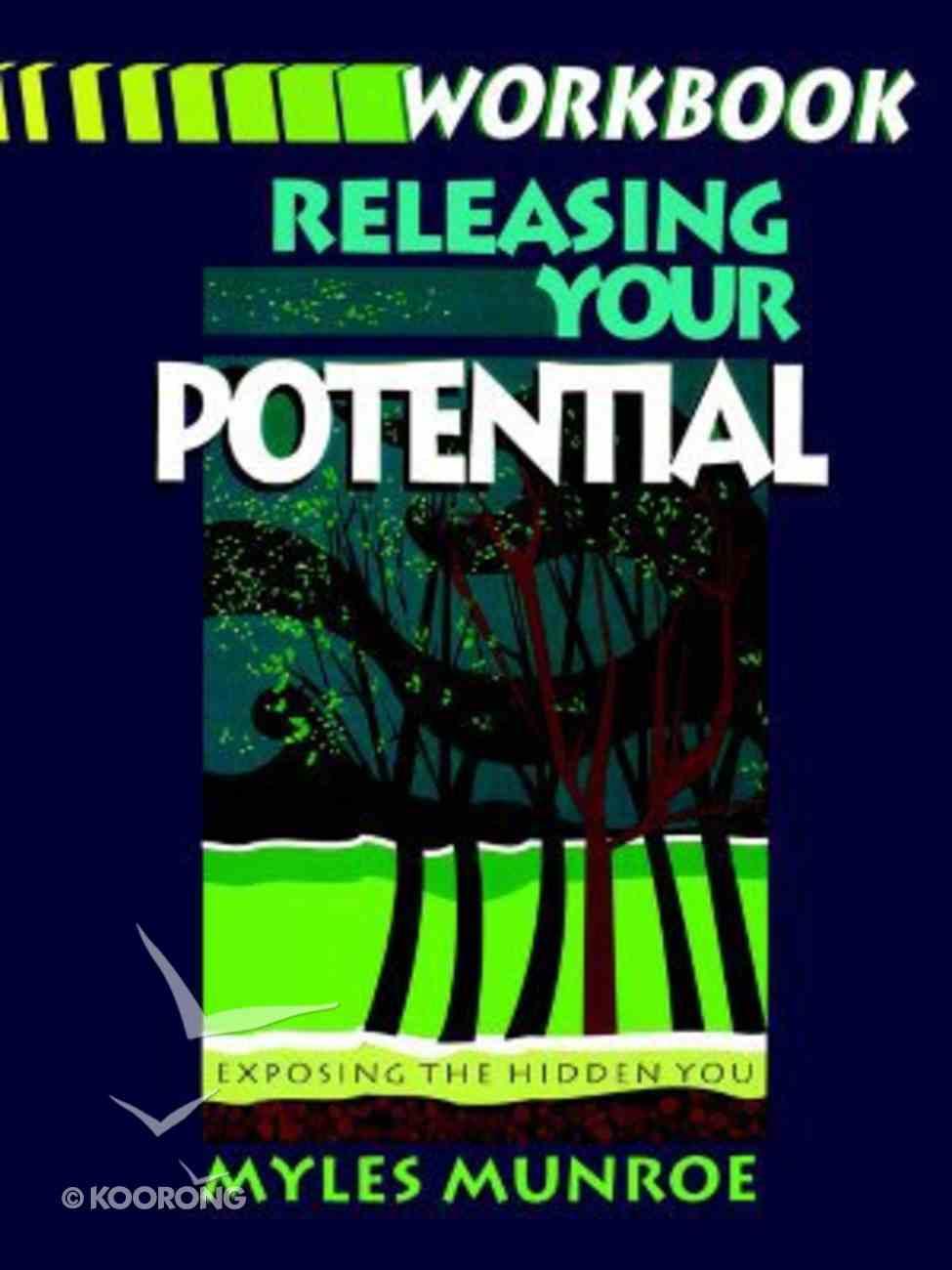 Releasing Your Potential (Workbook) Paperback