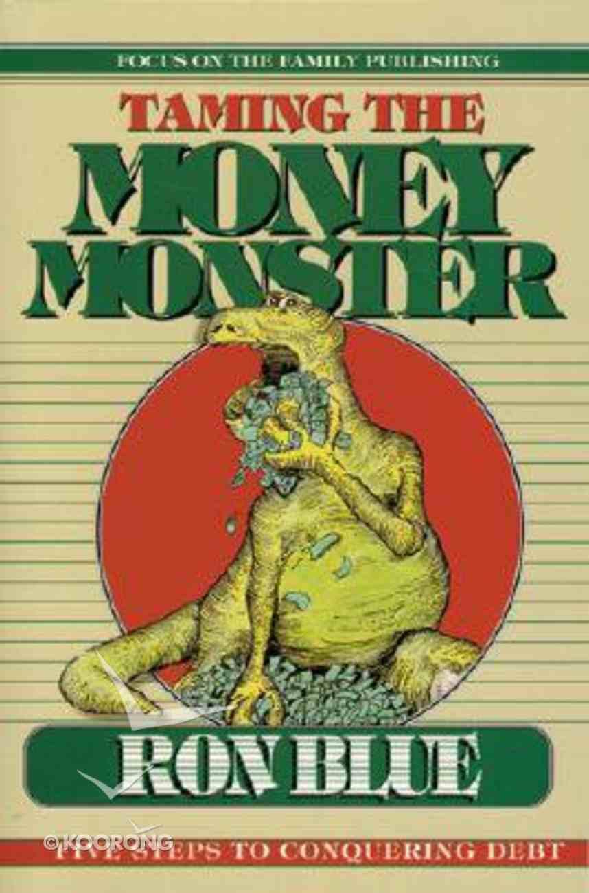 Taming the Money Monster Paperback