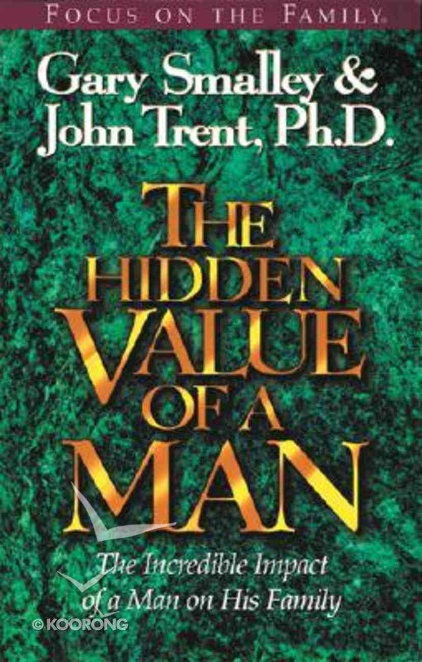 The Hidden Value of a Man Paperback