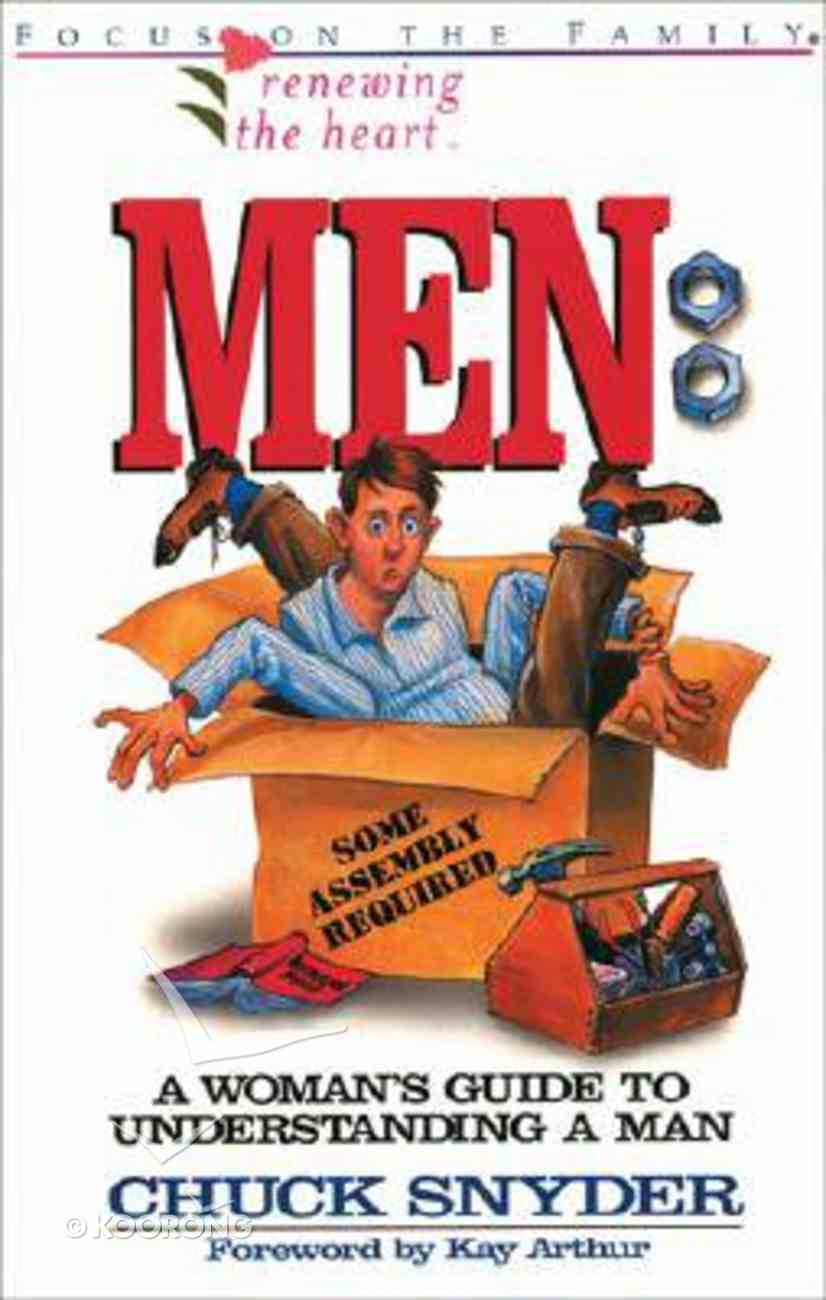 Men: Some Assembly Required Paperback