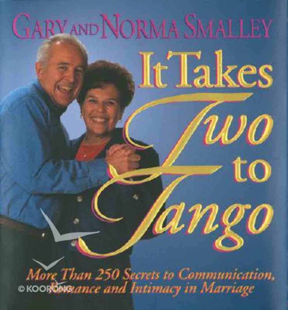 It Takes Two to Tango Hardback
