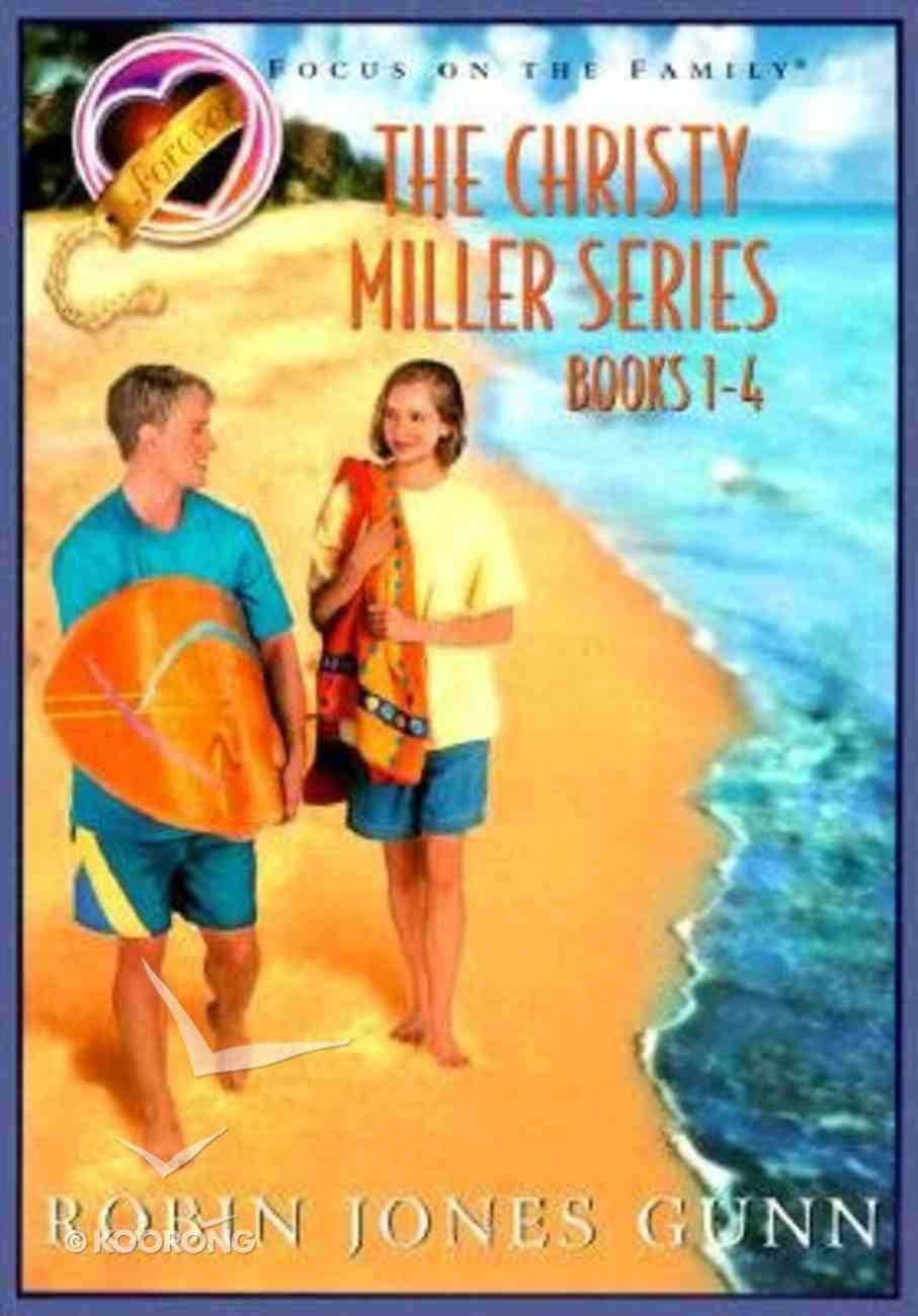 Christy Miller Pack #01-#04 (Christy Miller Series) Pack