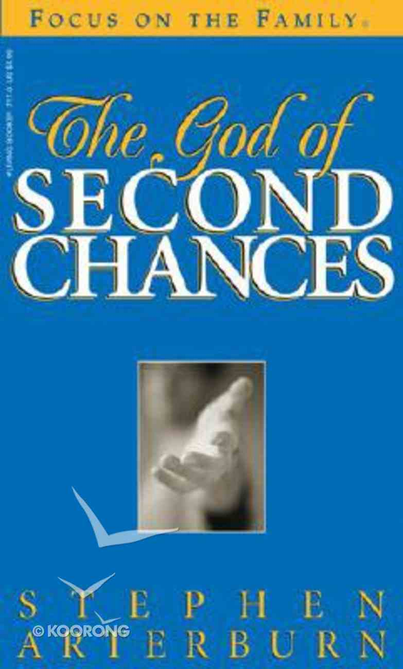 The God of Second Changes Paperback