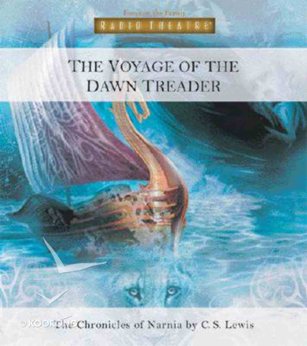 The Narnia #05: Voyage of the Dawn Treader (#05 in Chronicles Of Narnia Audio Series) CD