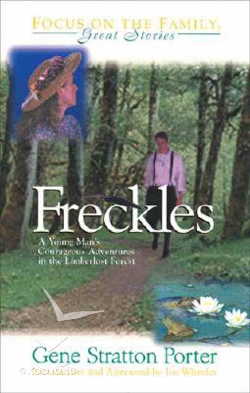 Freckles (Great Stories Series) Paperback