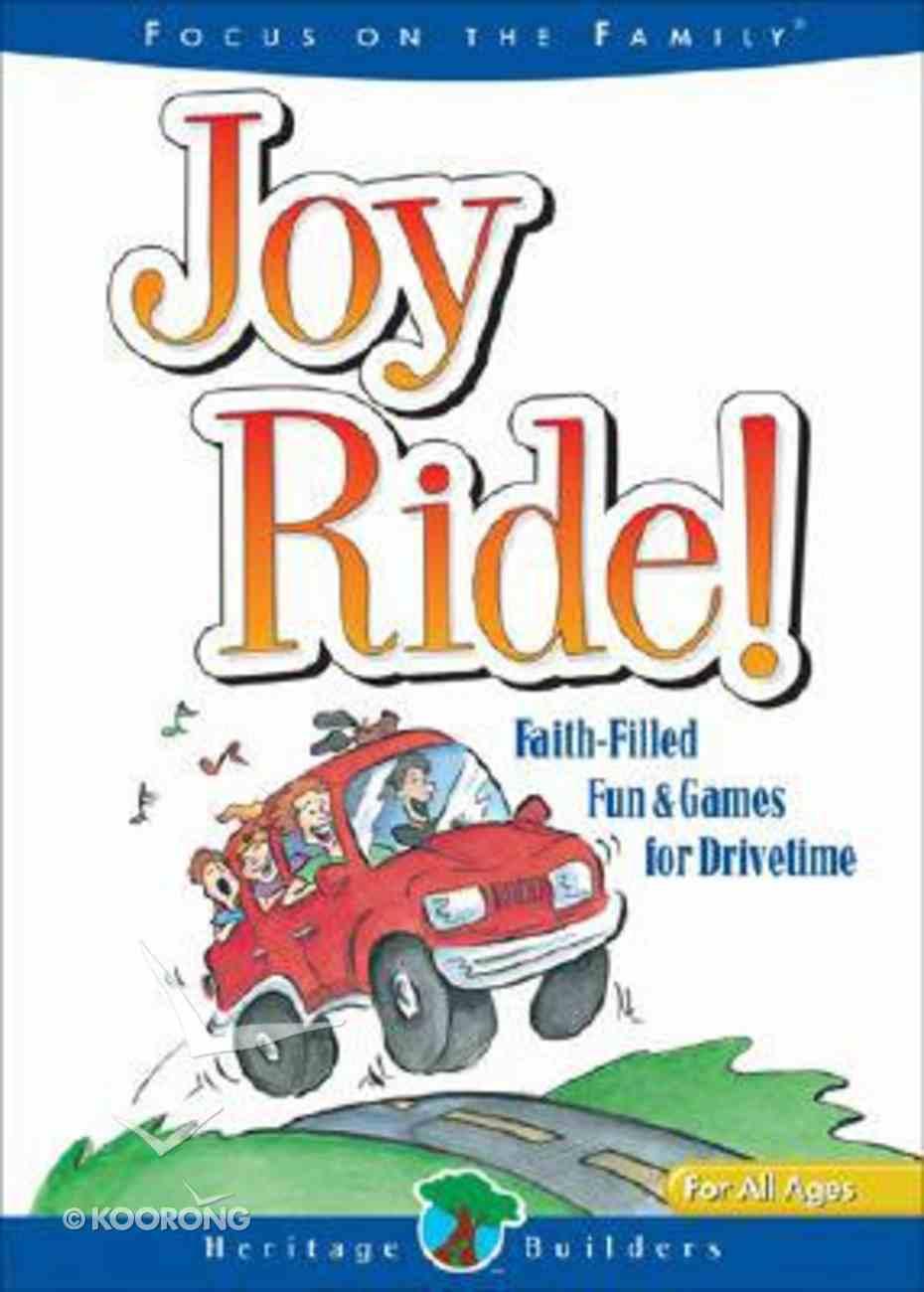 Joy Ride! Paperback